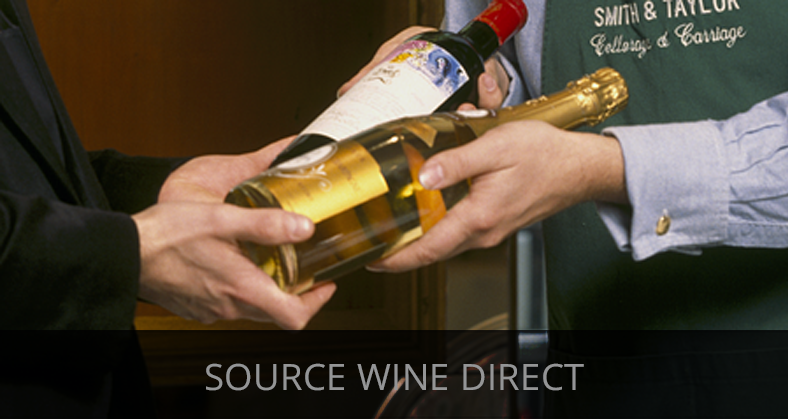 Source wine direct from growers and individuals