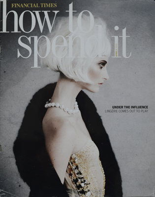 FT – How to spend it